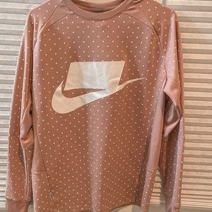 Light Pink Nike Longsleeve
